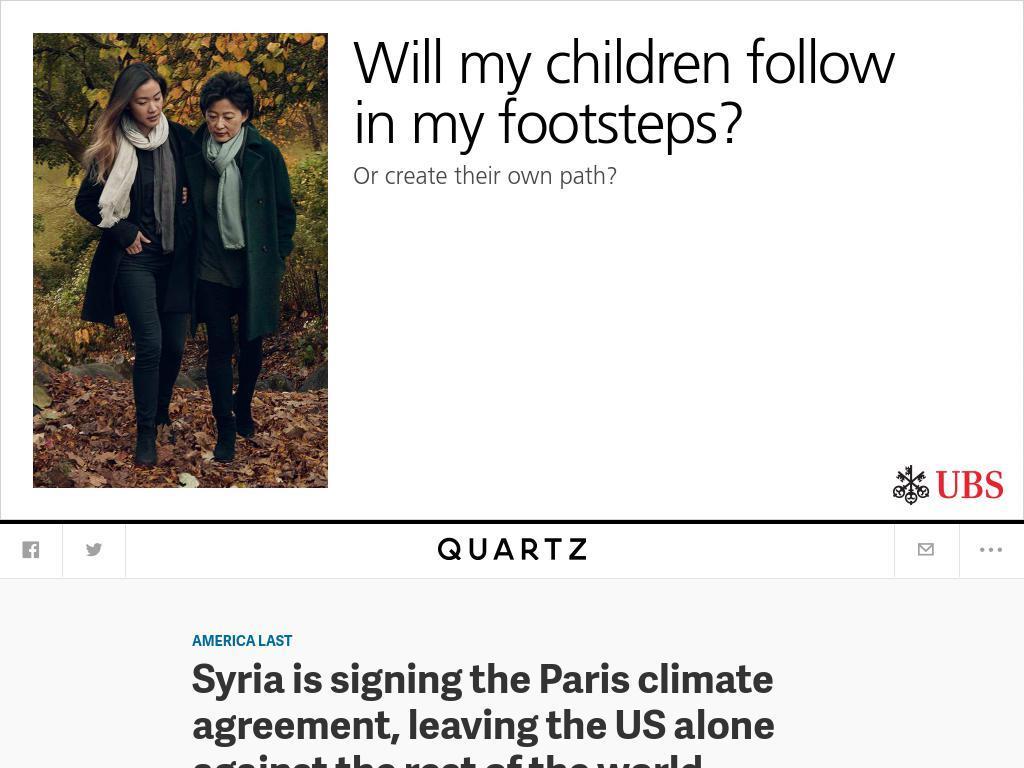 pariser klimaabkommen 2017